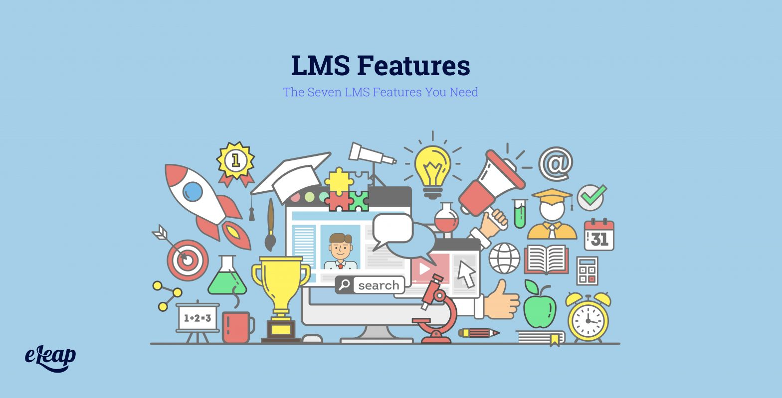 LMS Features