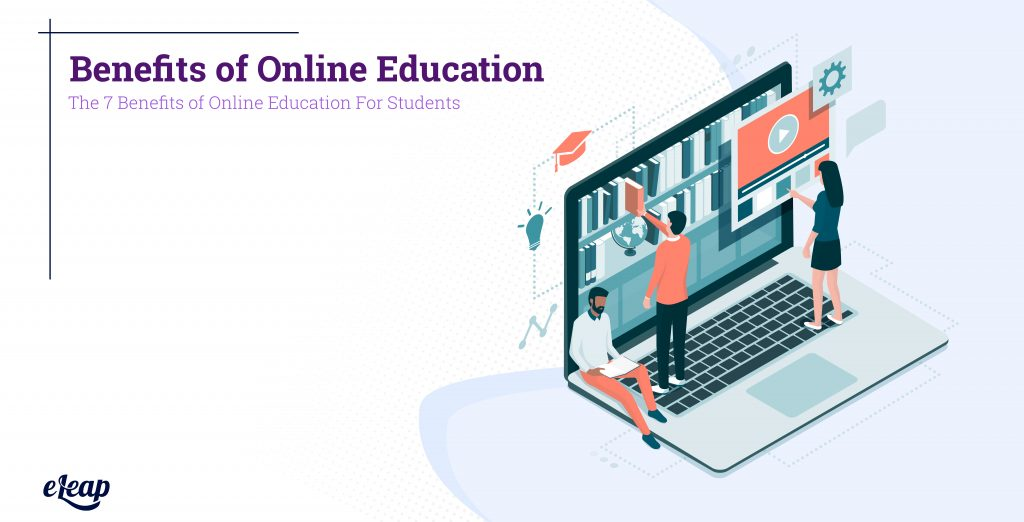 Benefits of Online Education