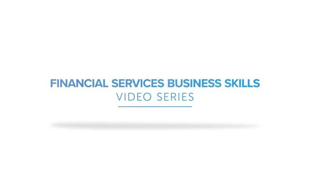 Financial Services Business Skills