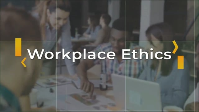 Business Strategy: Workplace Ethics