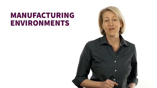 Come Back to Work Safely: Manufacturing