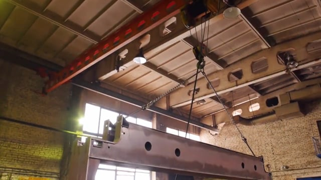 Crane Safety In Industrial And Construction Environments