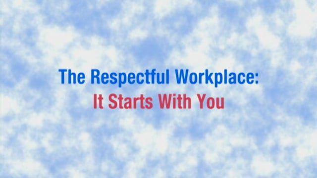 Creating a Respectful and Positive Workplace