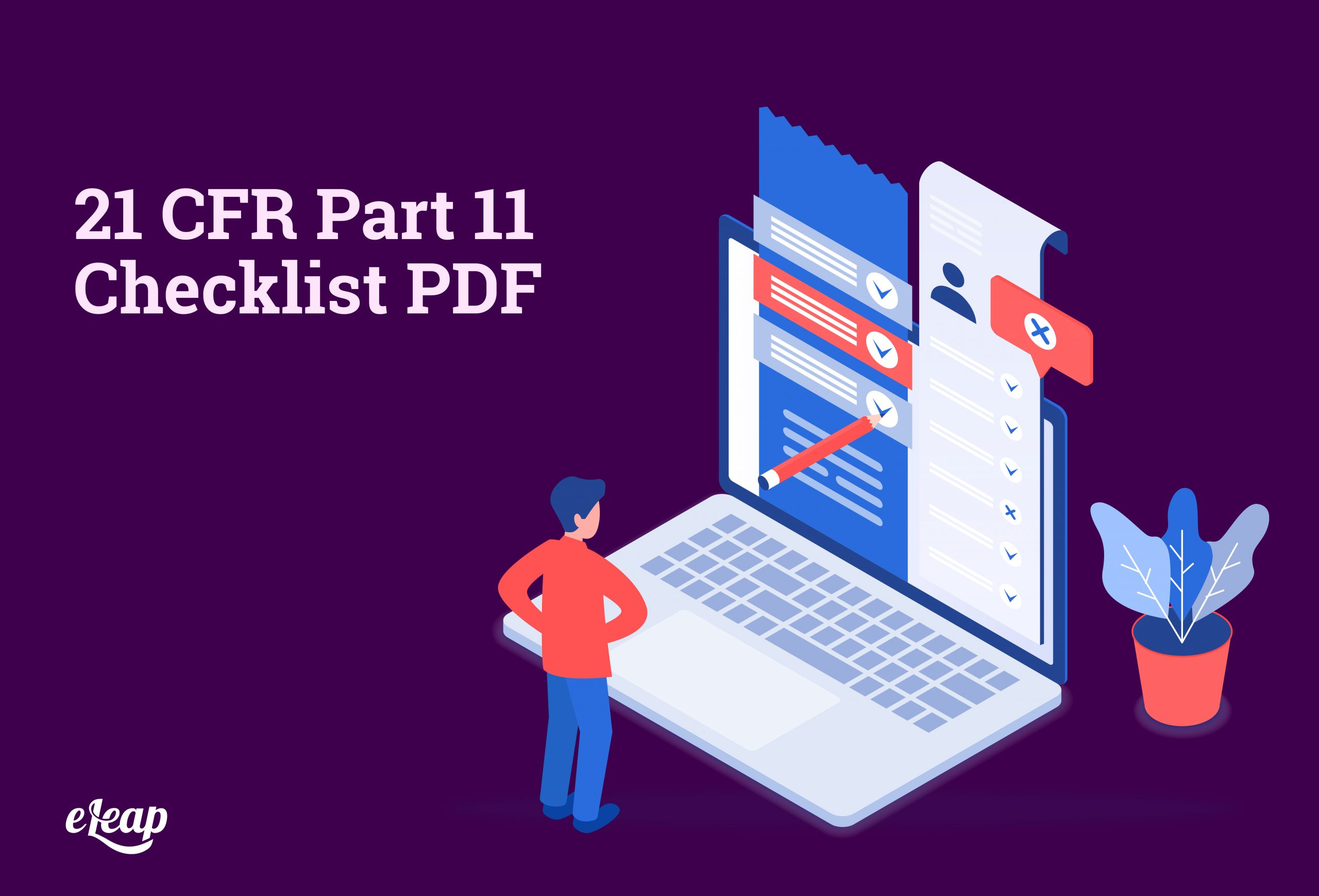 21 CFR Part 11 Checklist PDF