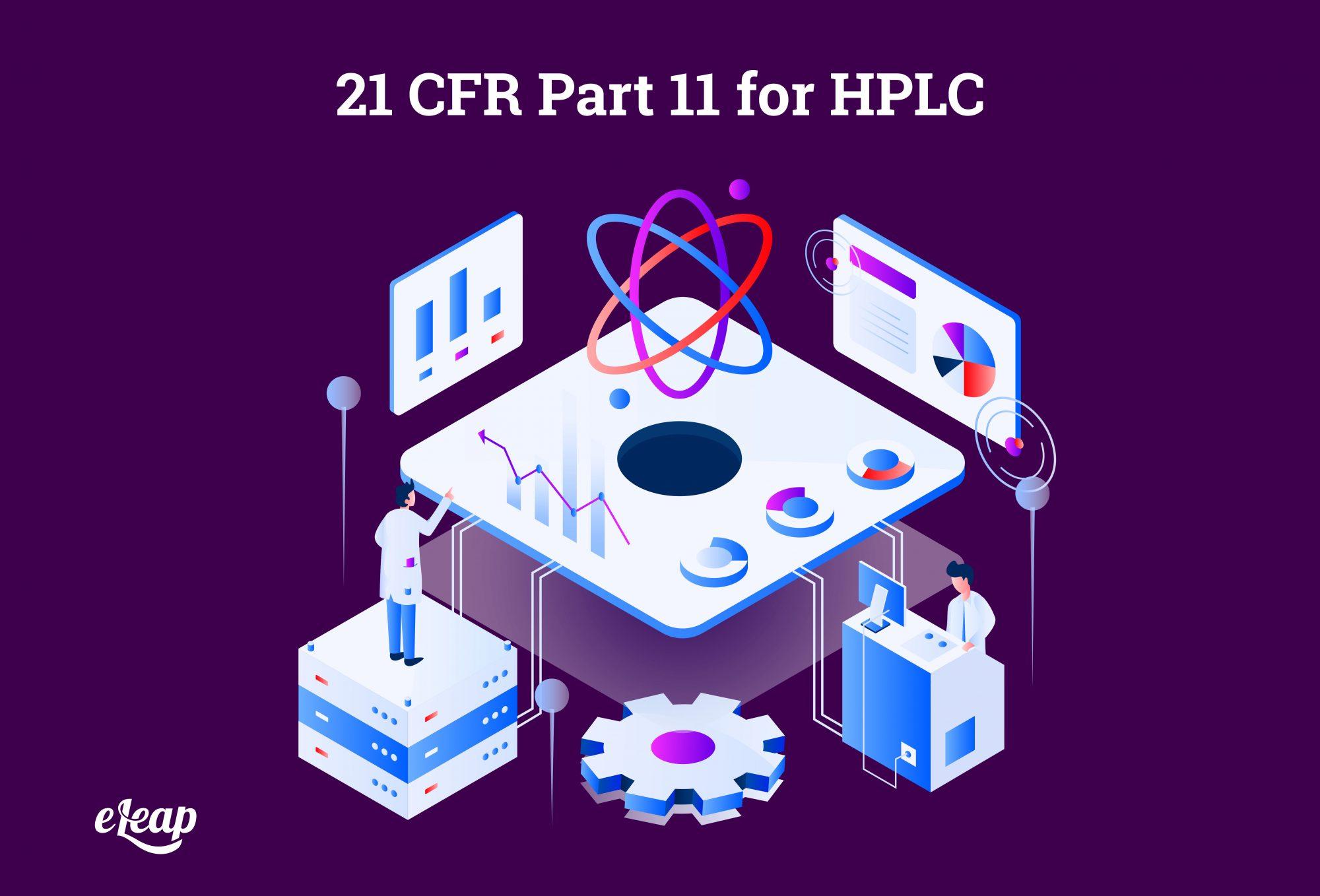 21 CFR Part 11 for HPLC