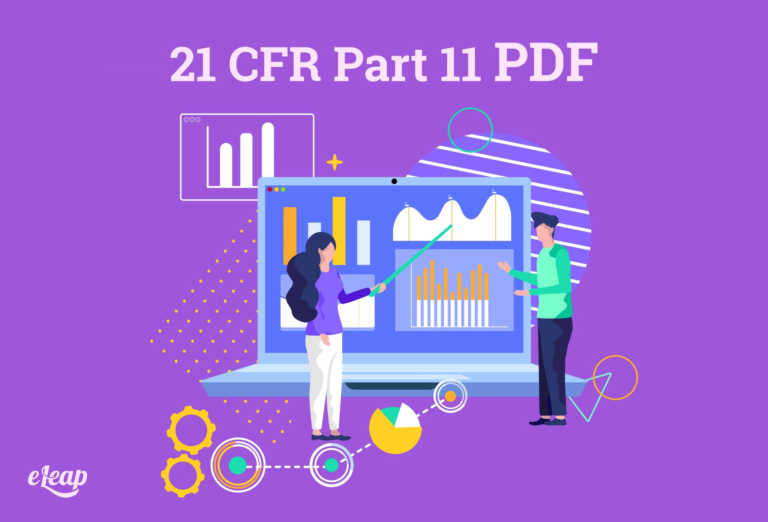 21 CFR Part 11 PDF