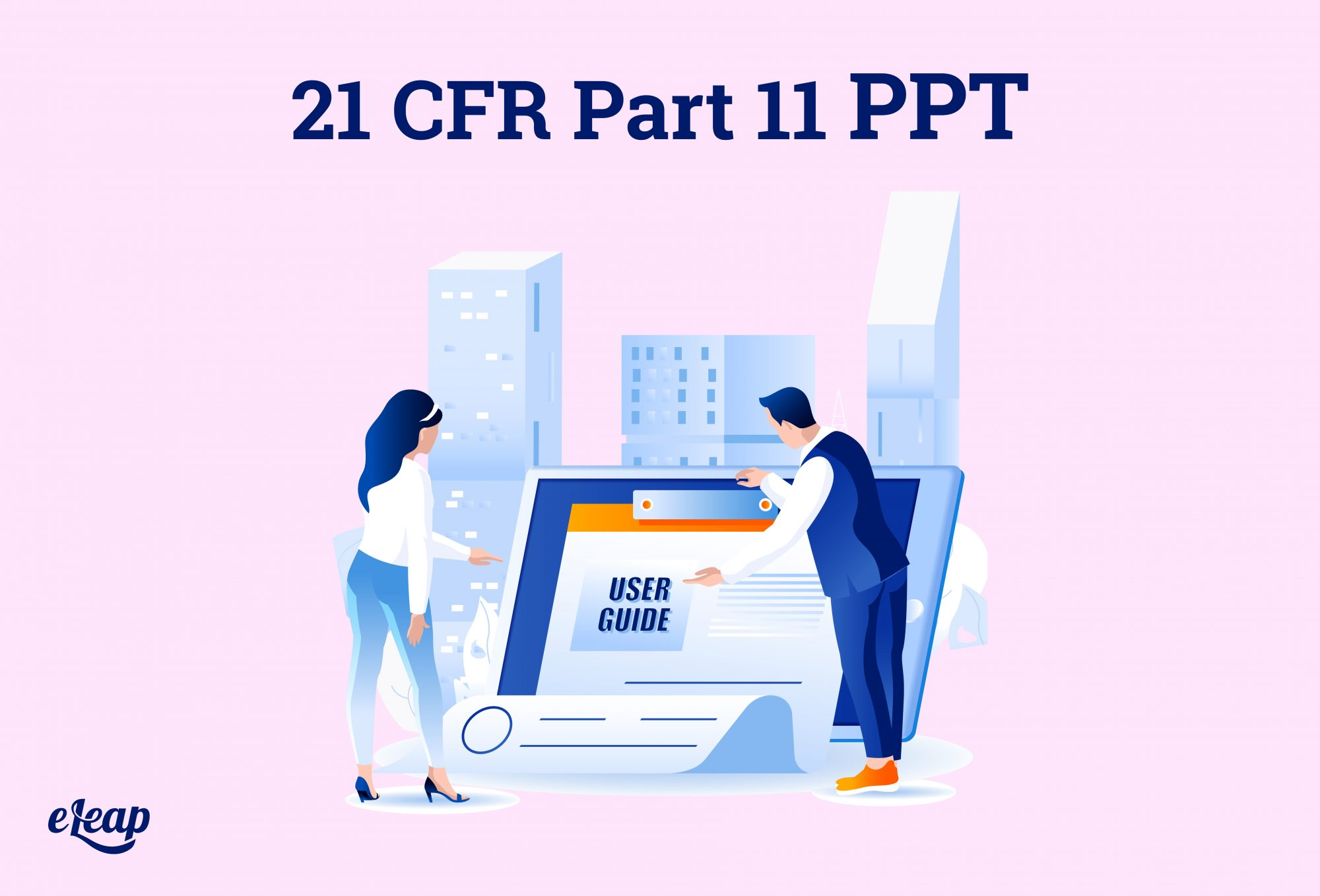 21 CFR Part 11 PPT