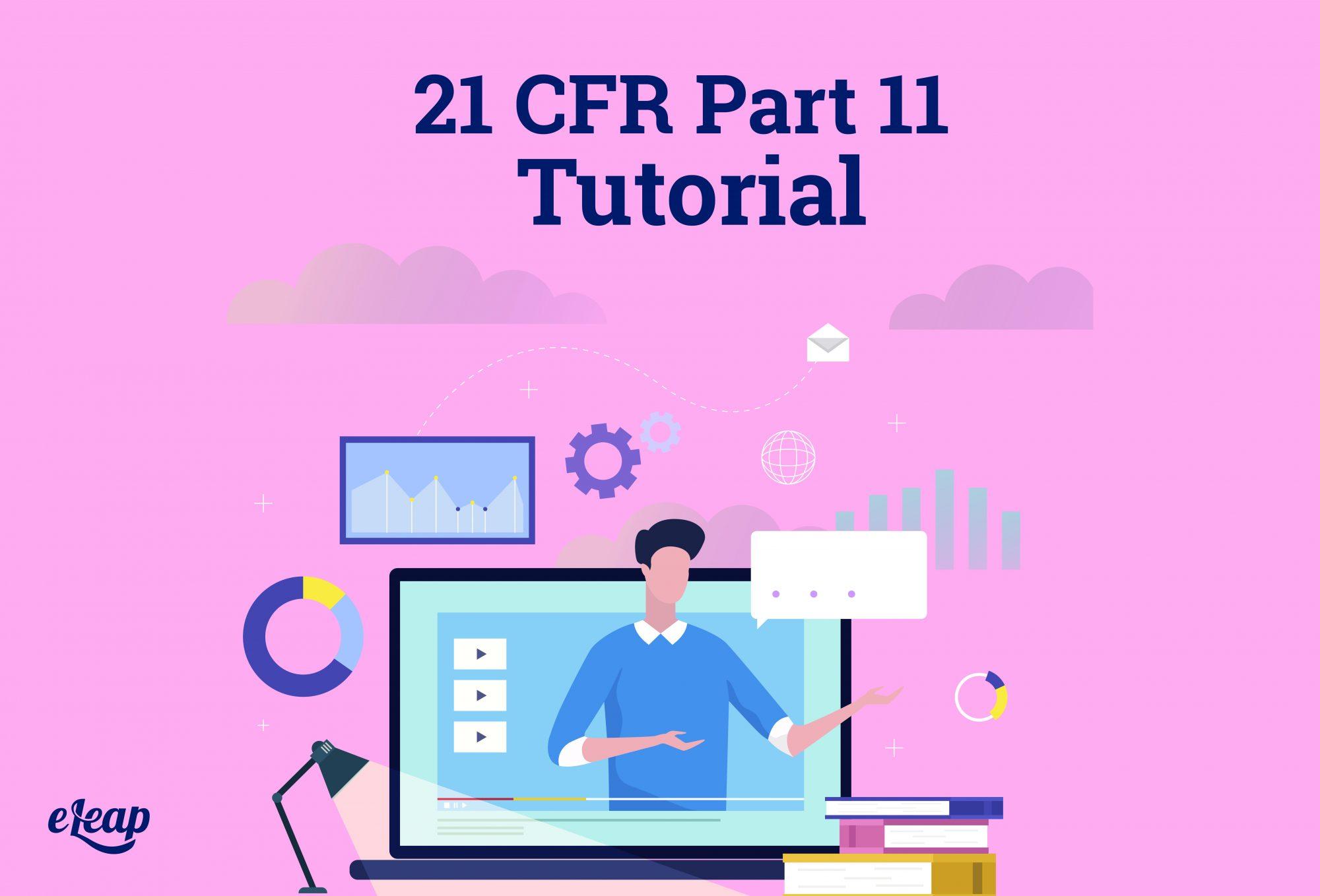 LMS 21 CFR Part 11 Tutorial