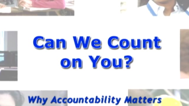 Acting with Accountability