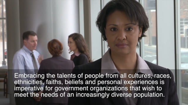 Diversity Made Simple For Managers – Government Version