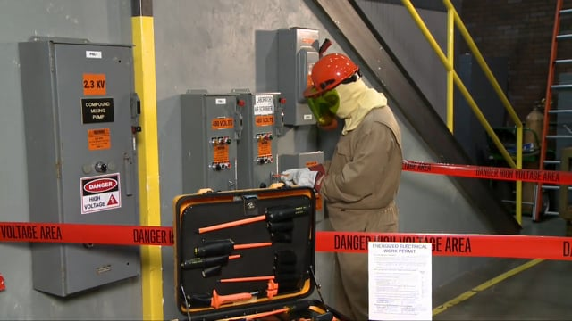 Electrical Safety: 2015 NFPA 70E Arc Flash Training