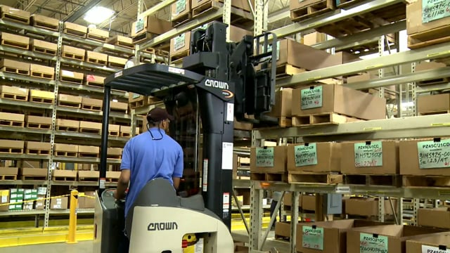 Forklift Safety Lessons For The Safe Pedestrian