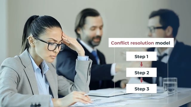 Managing Conflict: The Role of the Facilitator