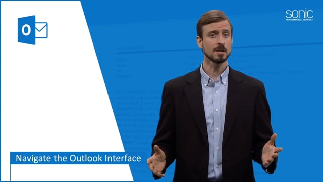 Microsoft Outlook 2016 Level 1.1: Getting Started with Outlook