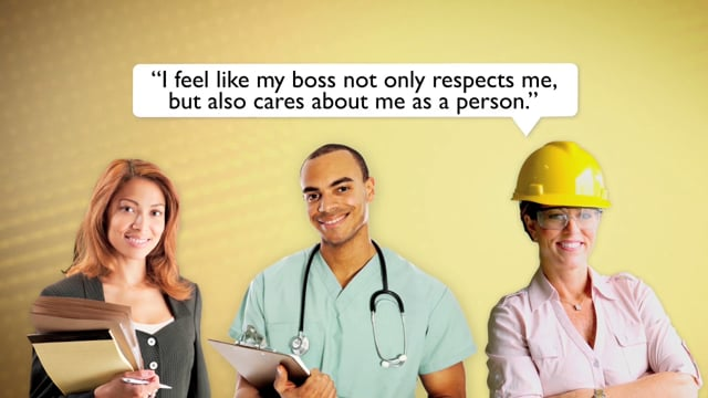 Supervisor Skills: Respect, Motivate and Retain Employees
