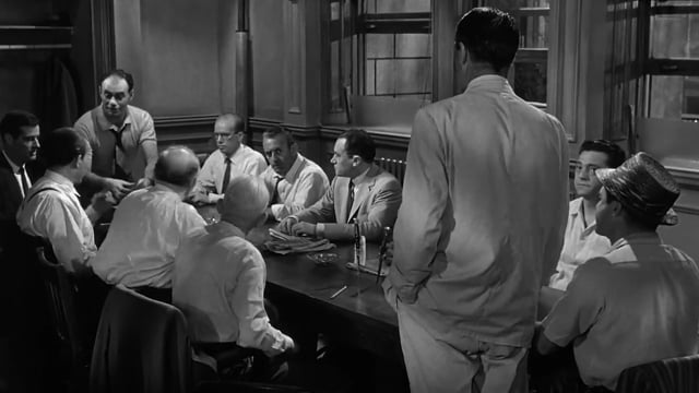 Twelve Angry Men: Different Kind Of Leadership