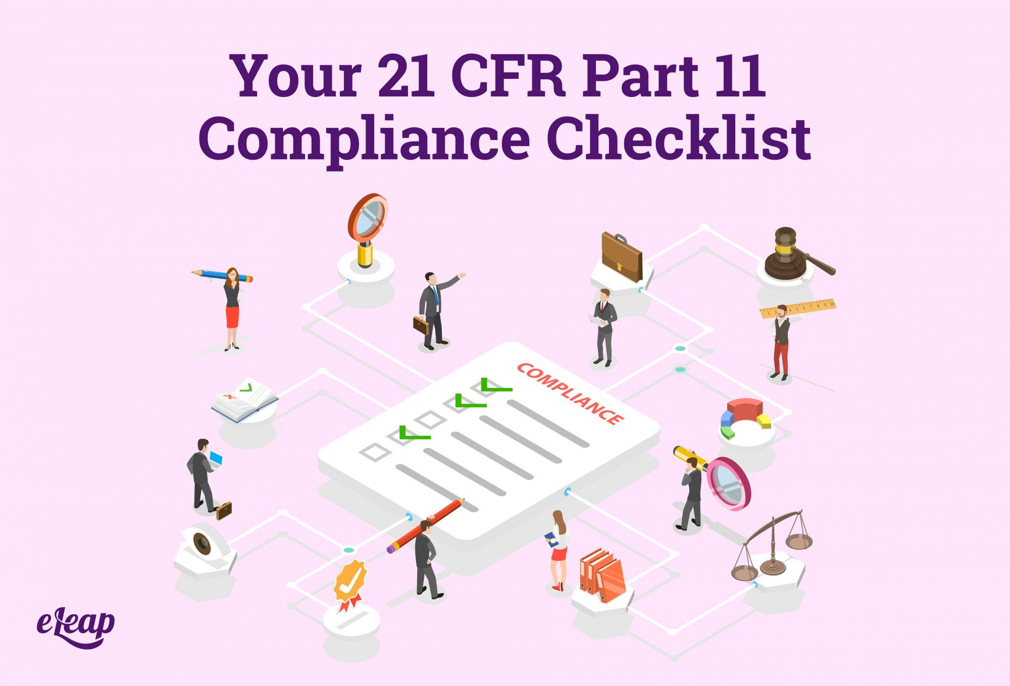 Your 21 CFR Part 11 Compliance Checklist