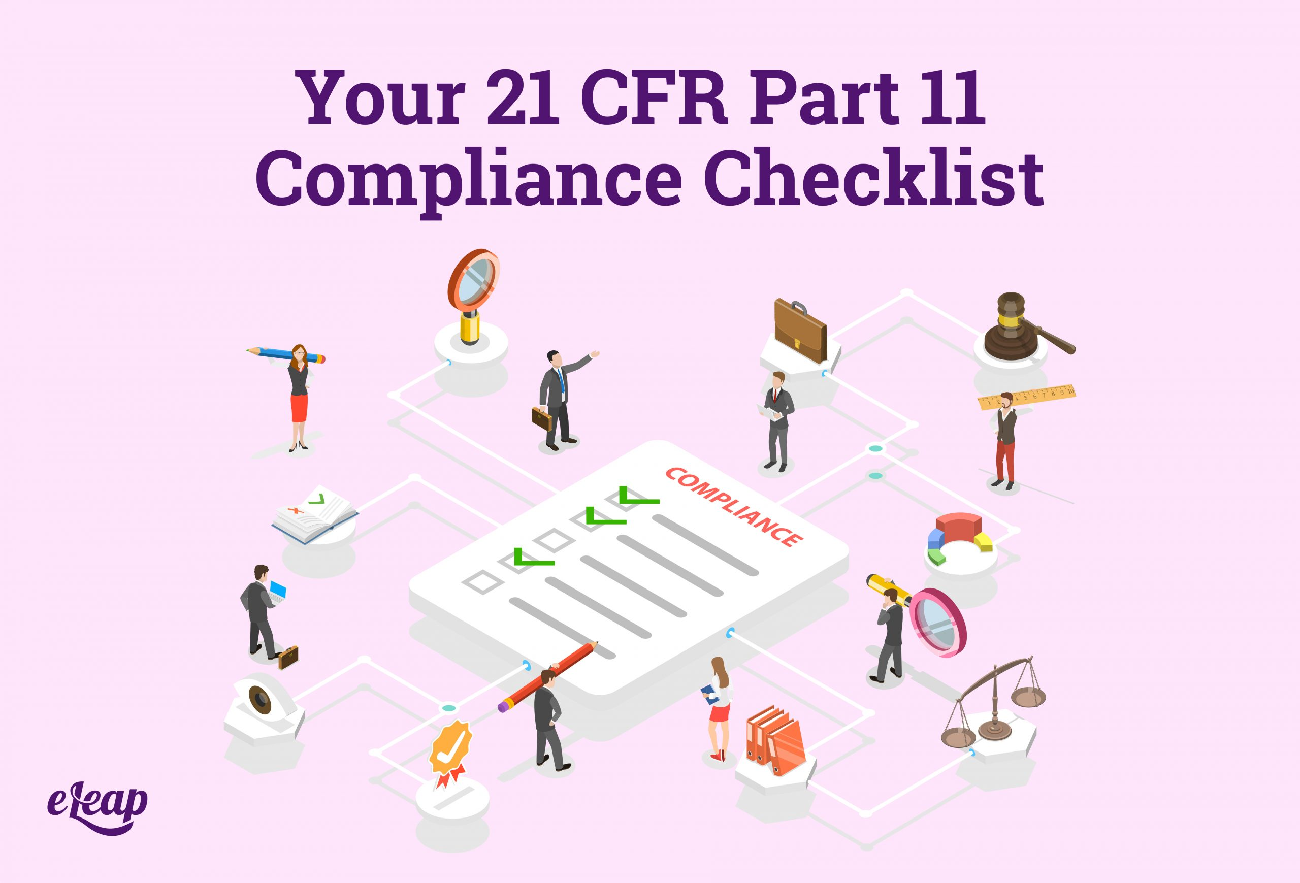 Your 21 CFR Part 11 Compliance Checklist