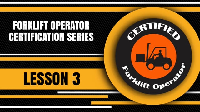 Forklift Operator Certification 4: Classification And Refueling