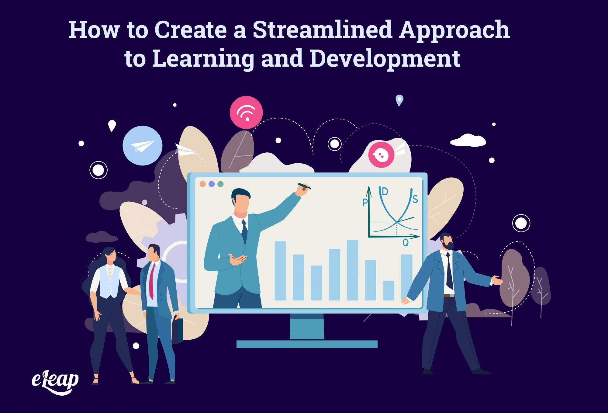 How to Create a Streamlined Approach to Learning and Development