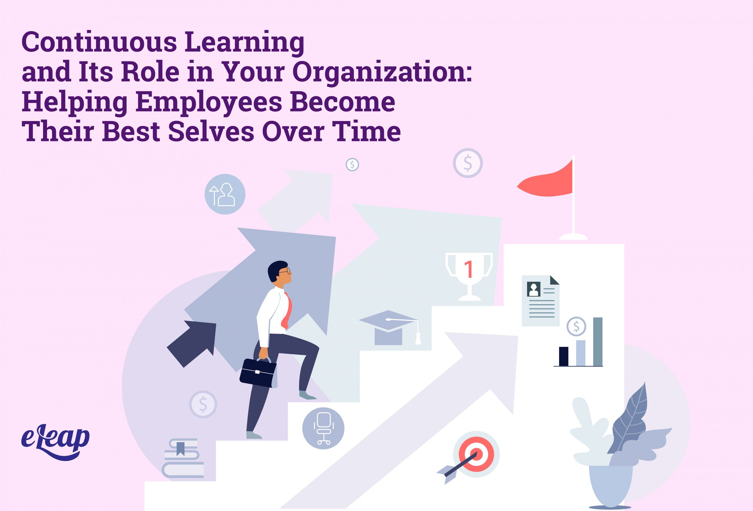 Continuous Learning and Its Role in Your Organization: Helping Employees Become Their Best Selves Over Time