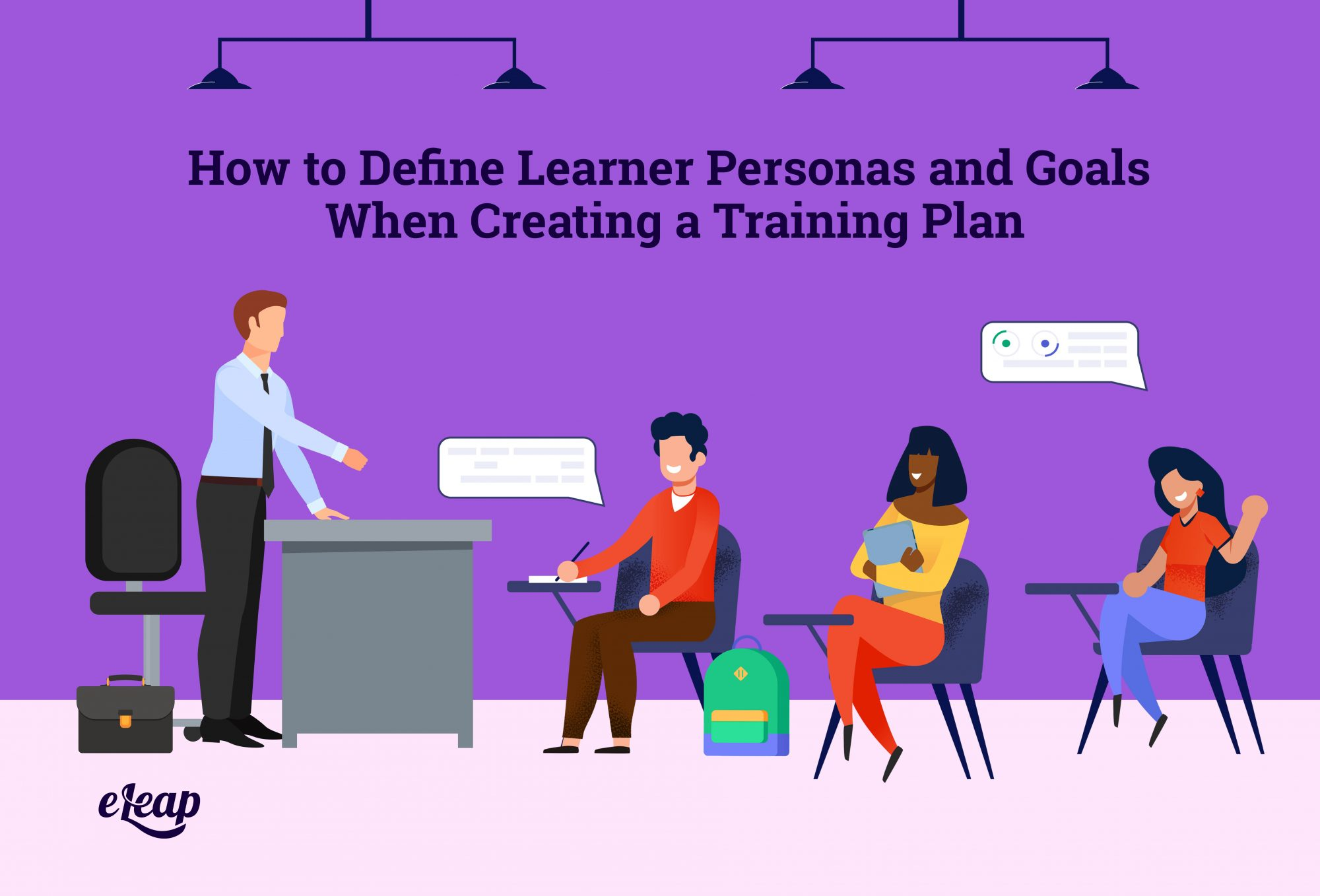 How to Define Learner Personas and Goals When Creating a Training Plan