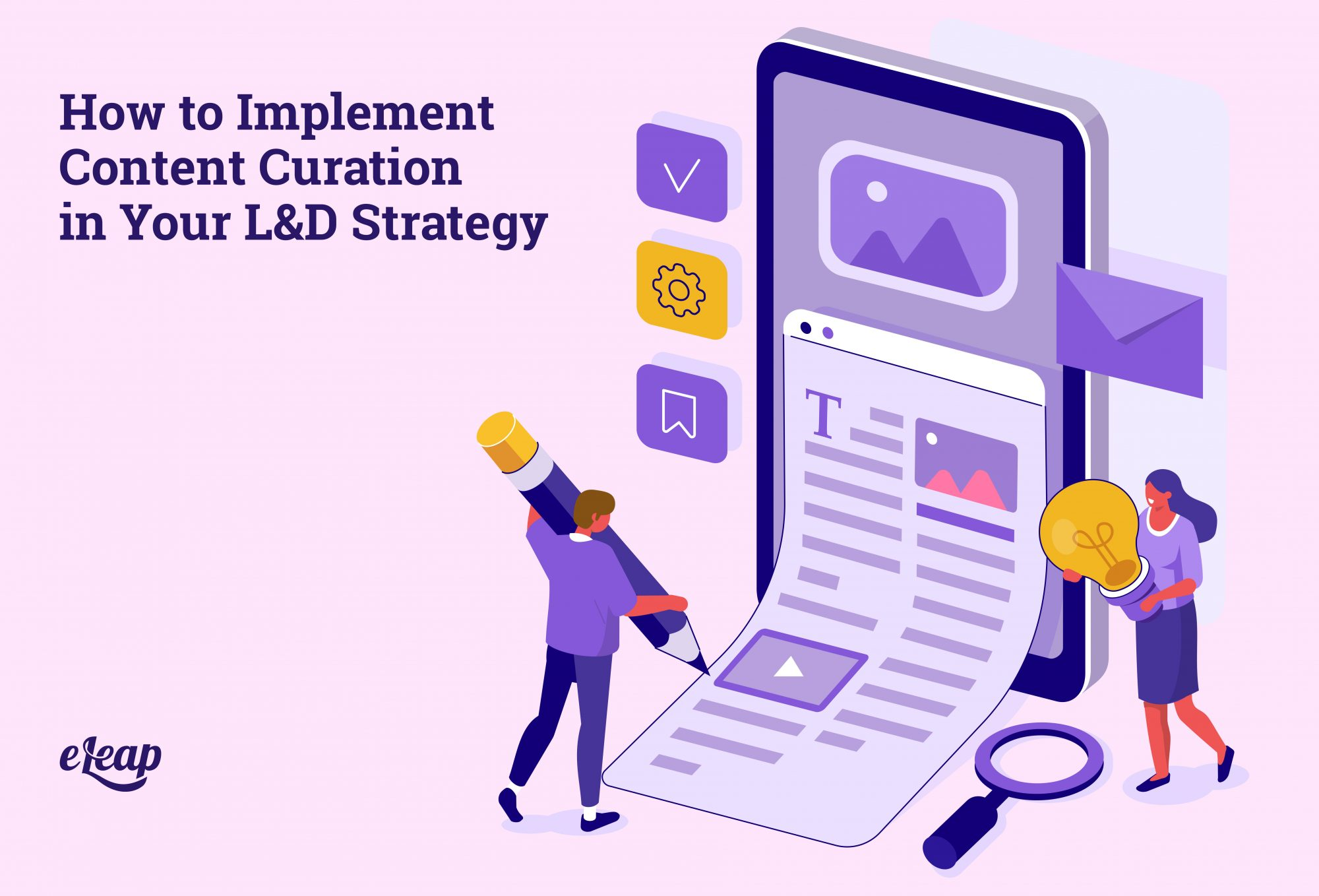 How to Implement Content Curation in Your L&D Strategy