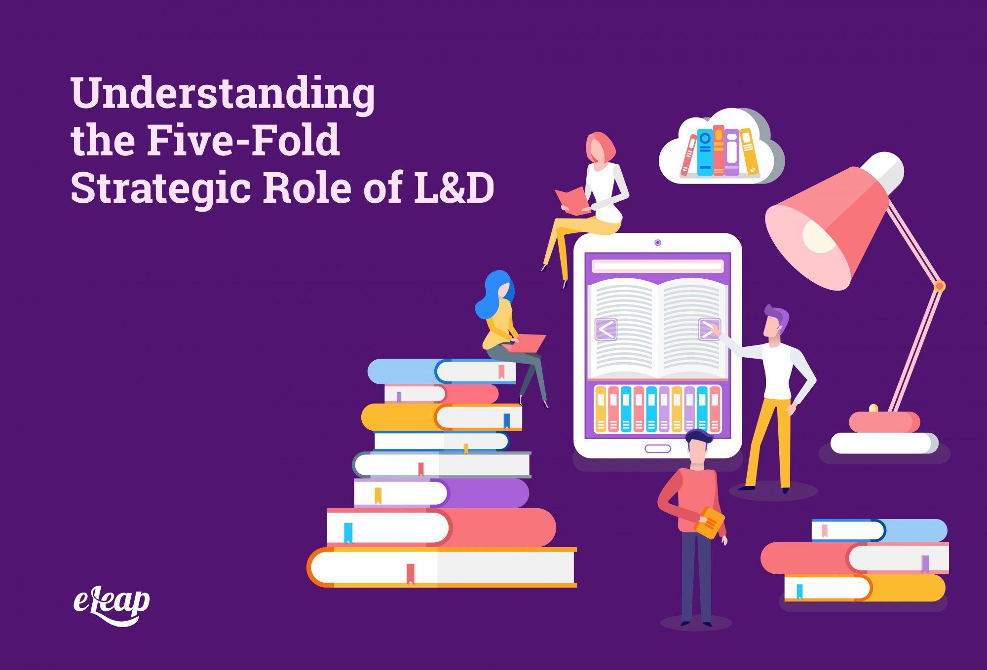 Understanding the Five-Fold Strategic Role of L&D