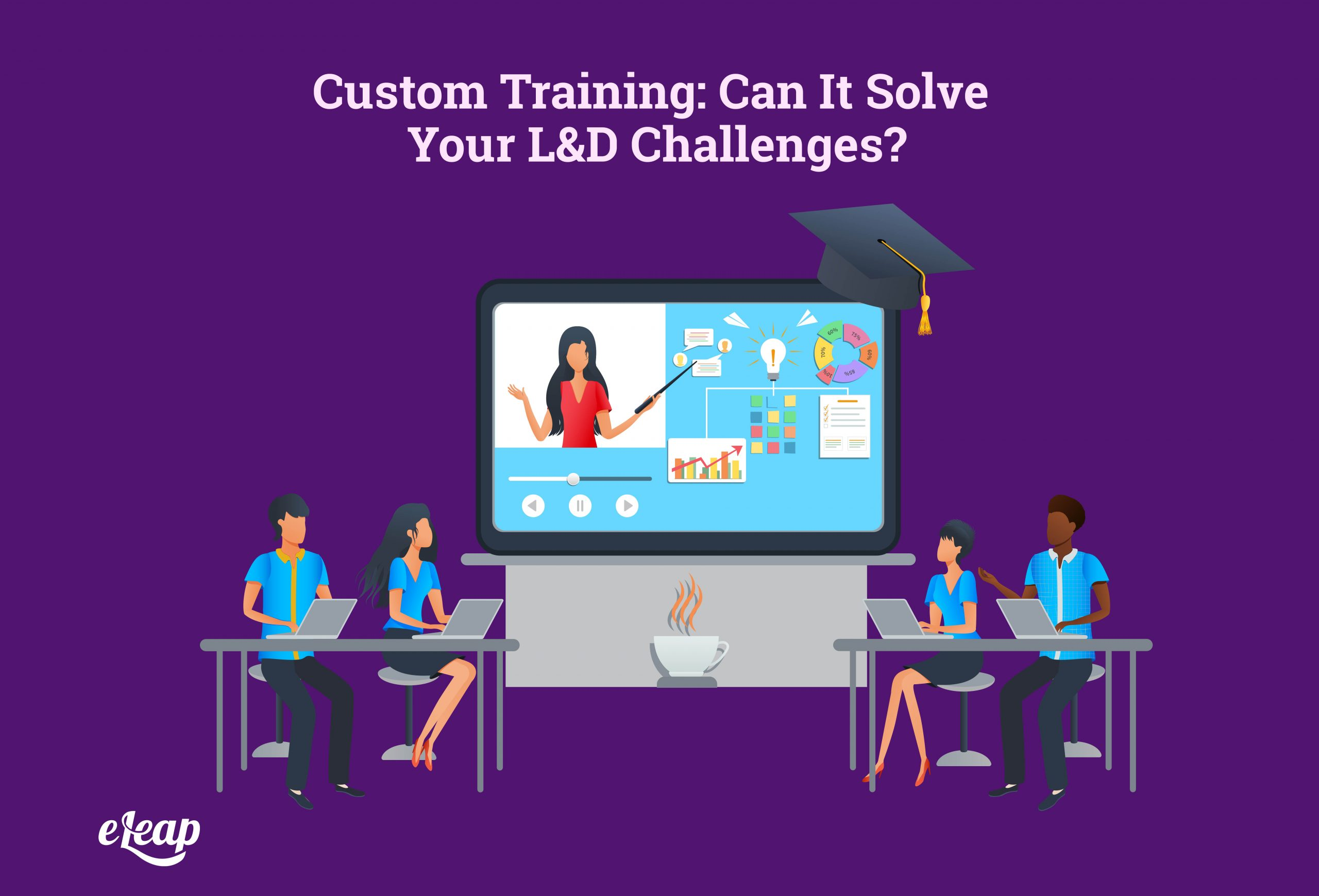 Custom Training: Can It Solve Your L&D Challenges?