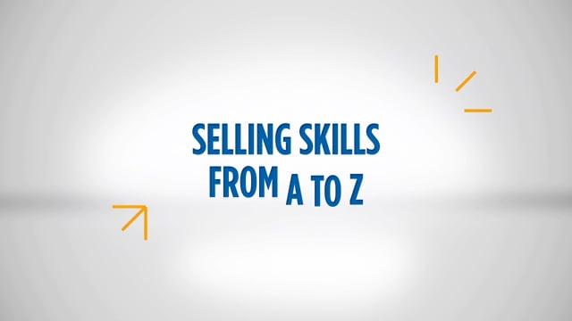 Improving Basic Selling Skills – Part 1