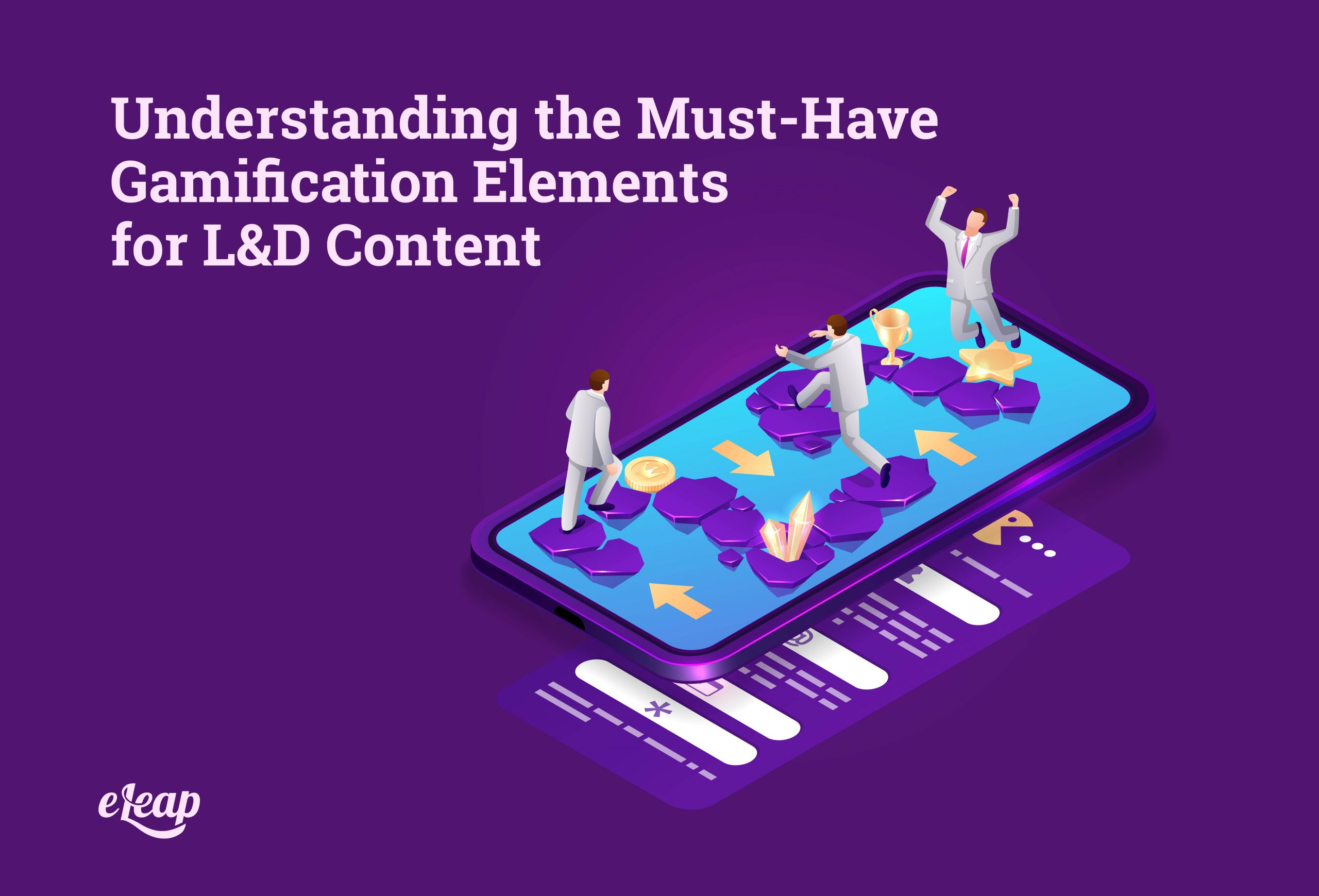 Understanding the Must-Have Gamification Elements for L&D Content
