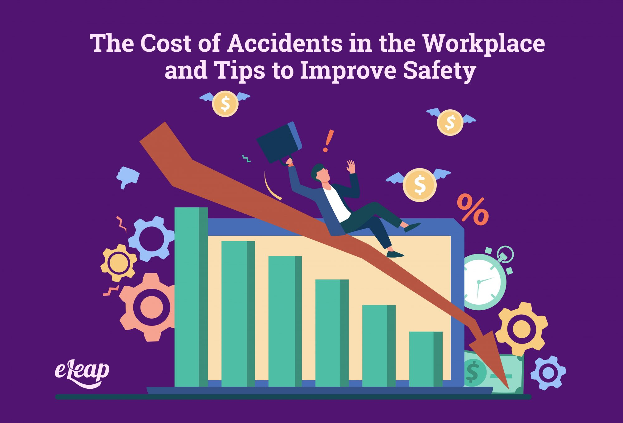 The Cost of Accidents in the Workplace and Tips to Improve Safety