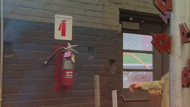 Using Fire Extinguishers