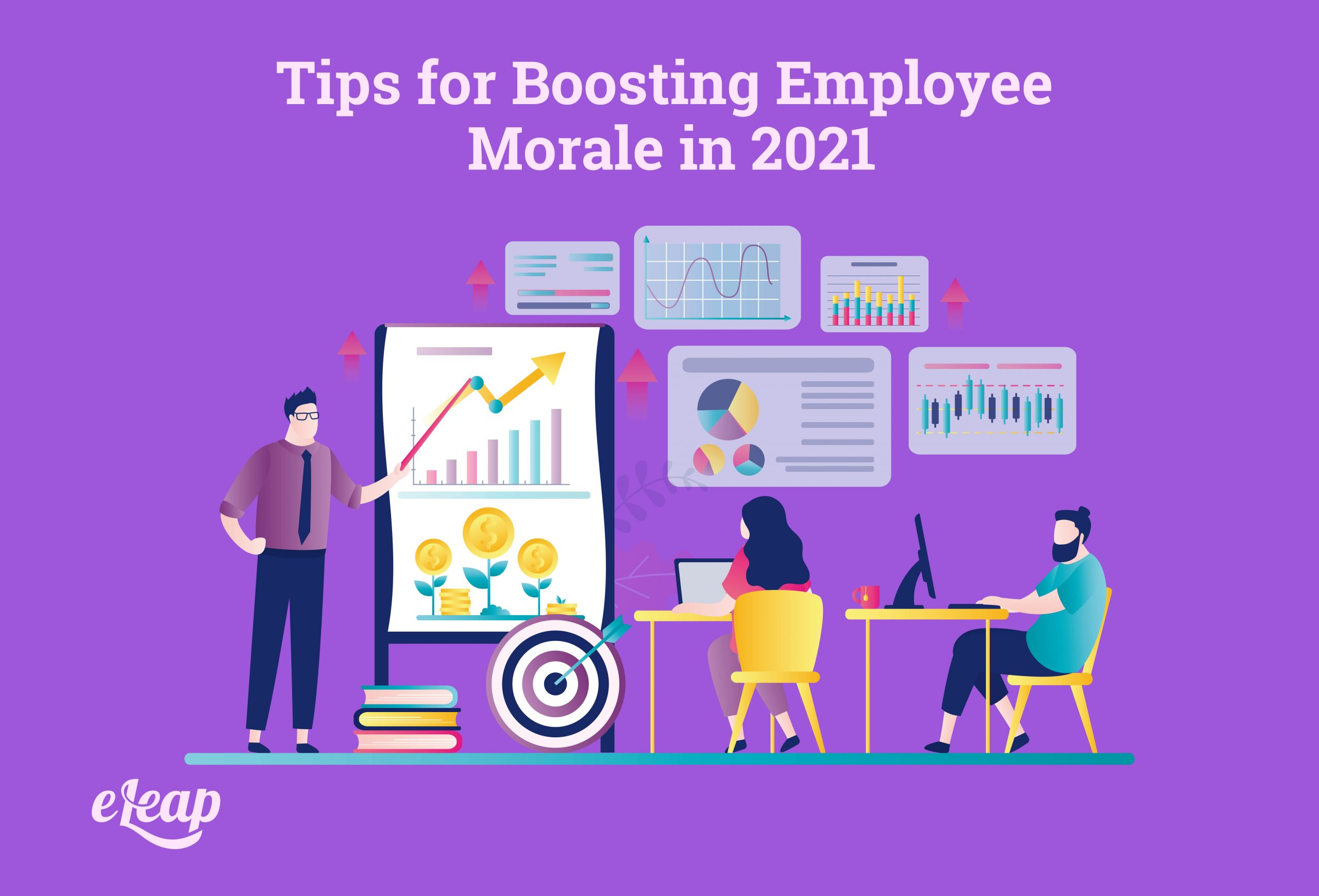 Tips for Boosting Employee Morale in 2021