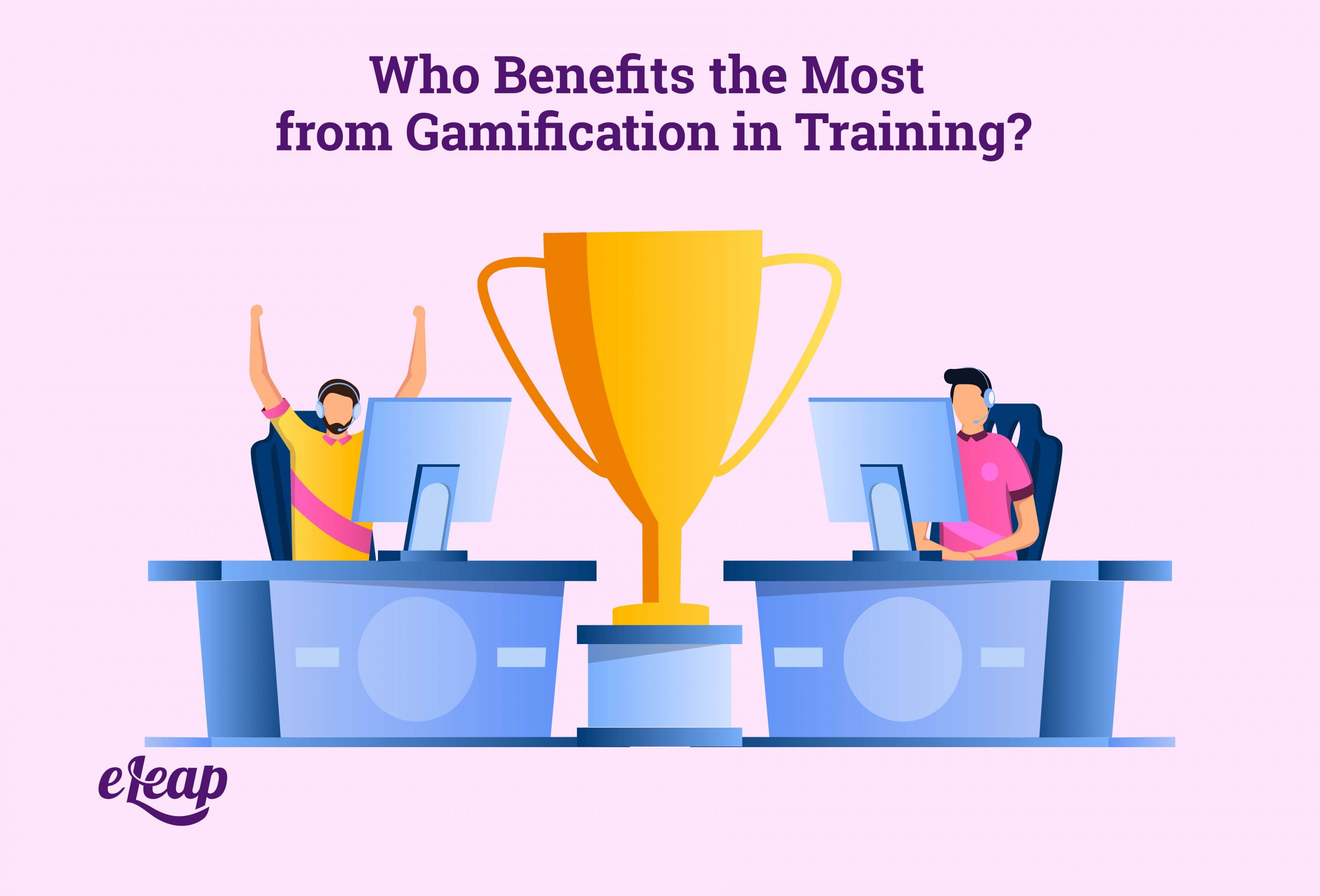 Who Benefits the Most from Gamification in Training?
