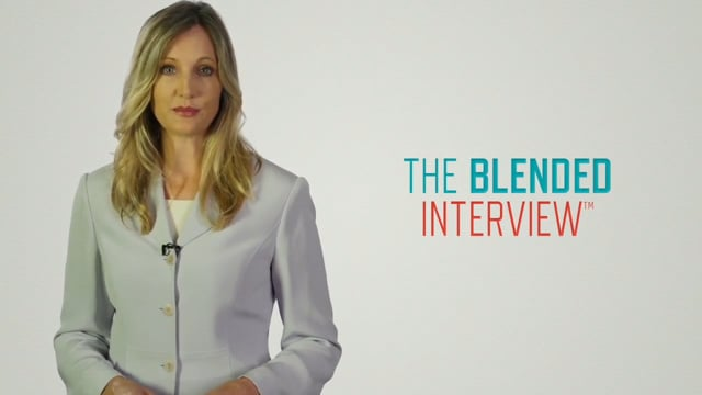 Behavioral Based Interviewing: The Blended Interview Process