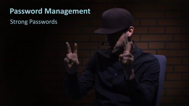 Cyber Security Awareness Part 4: Password Management
