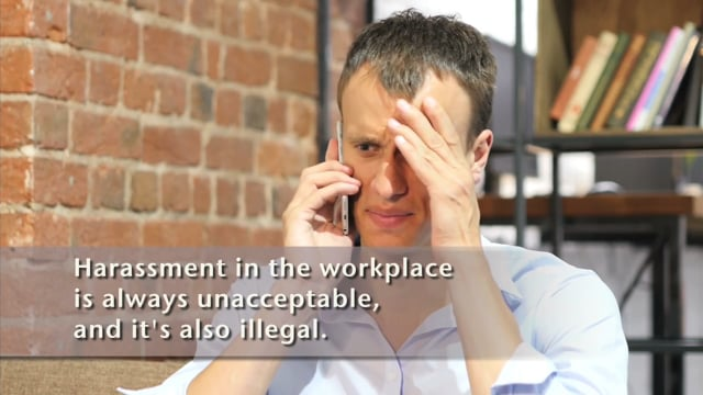 Harassment Prevention Essentials for Managers