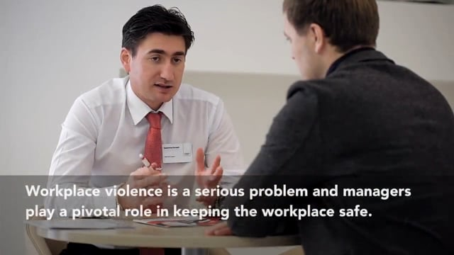 Workplace Violence Prevention Made Simple For Managers