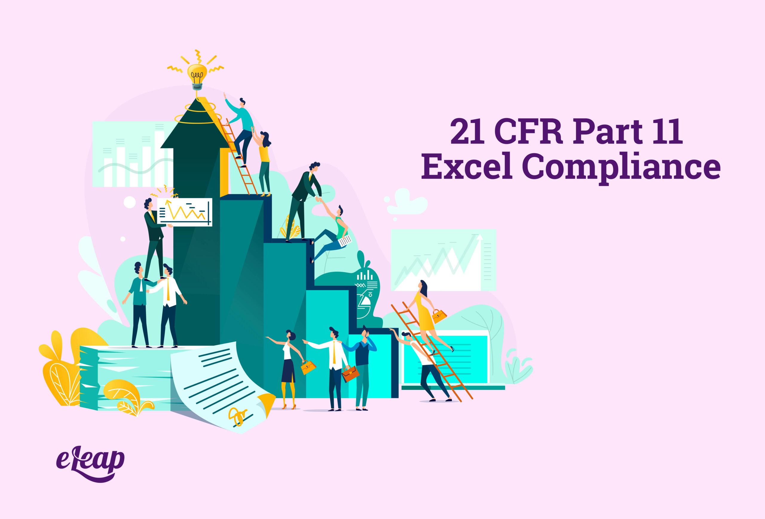 21 CFR Part 11 Excel Compliance