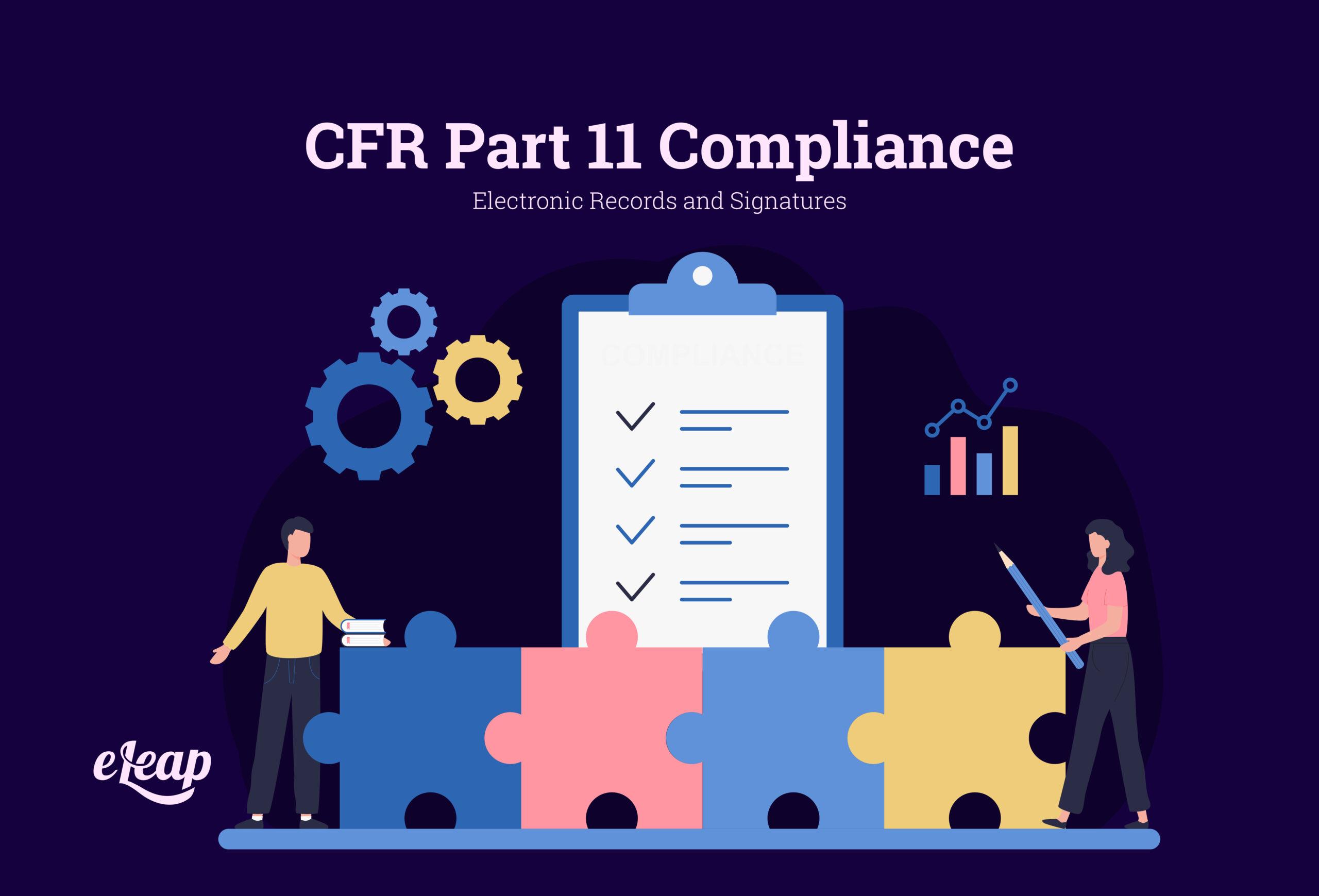 CFR Part 11 Compliance