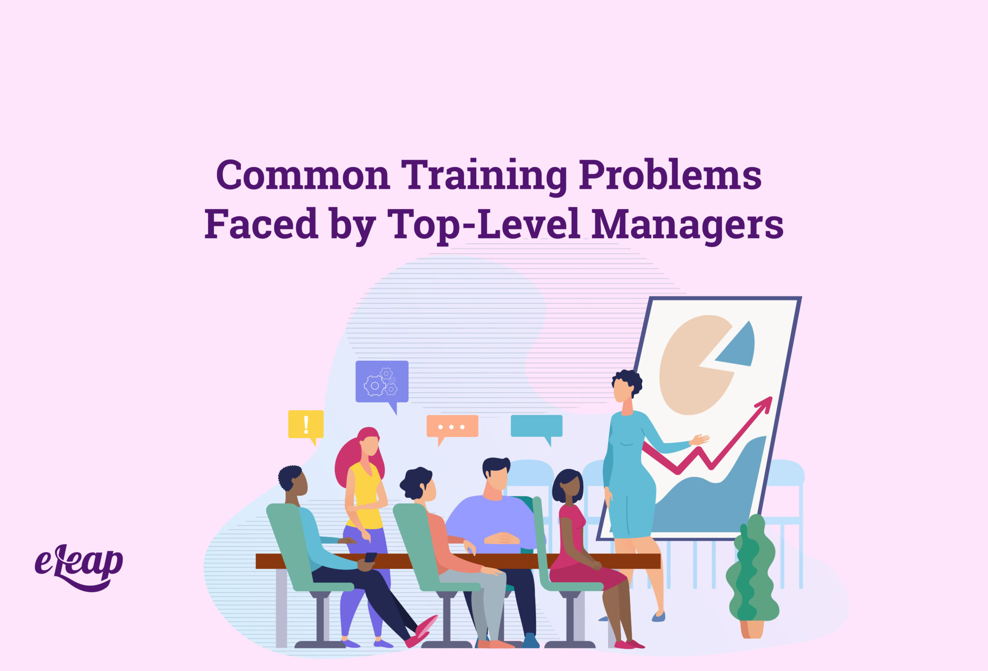 Common Training Problems Faced by Top-Level Managers
