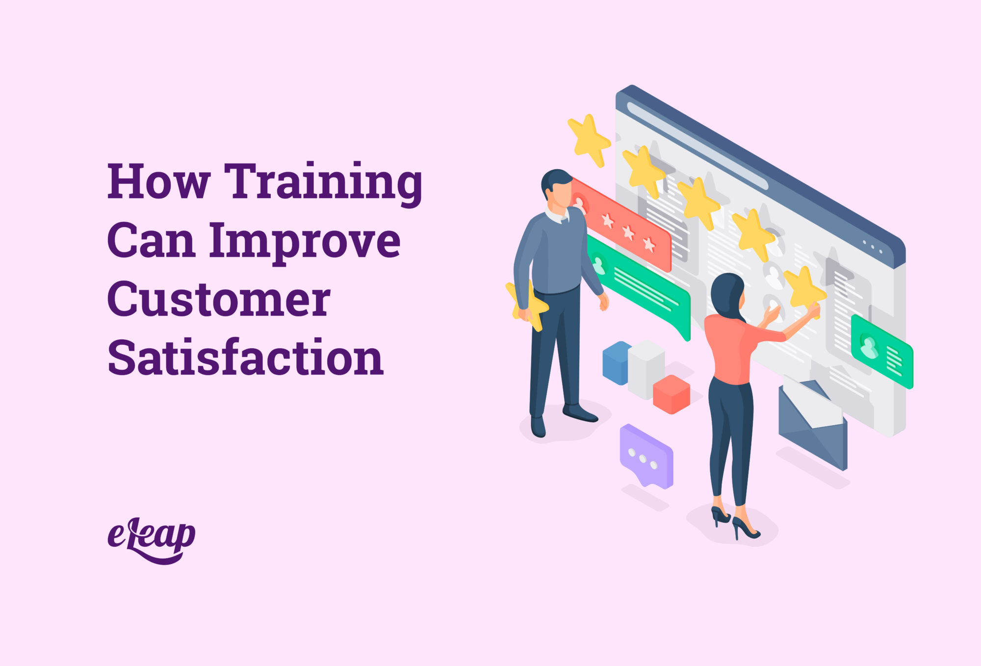 How Training Can Improve Customer Satisfaction