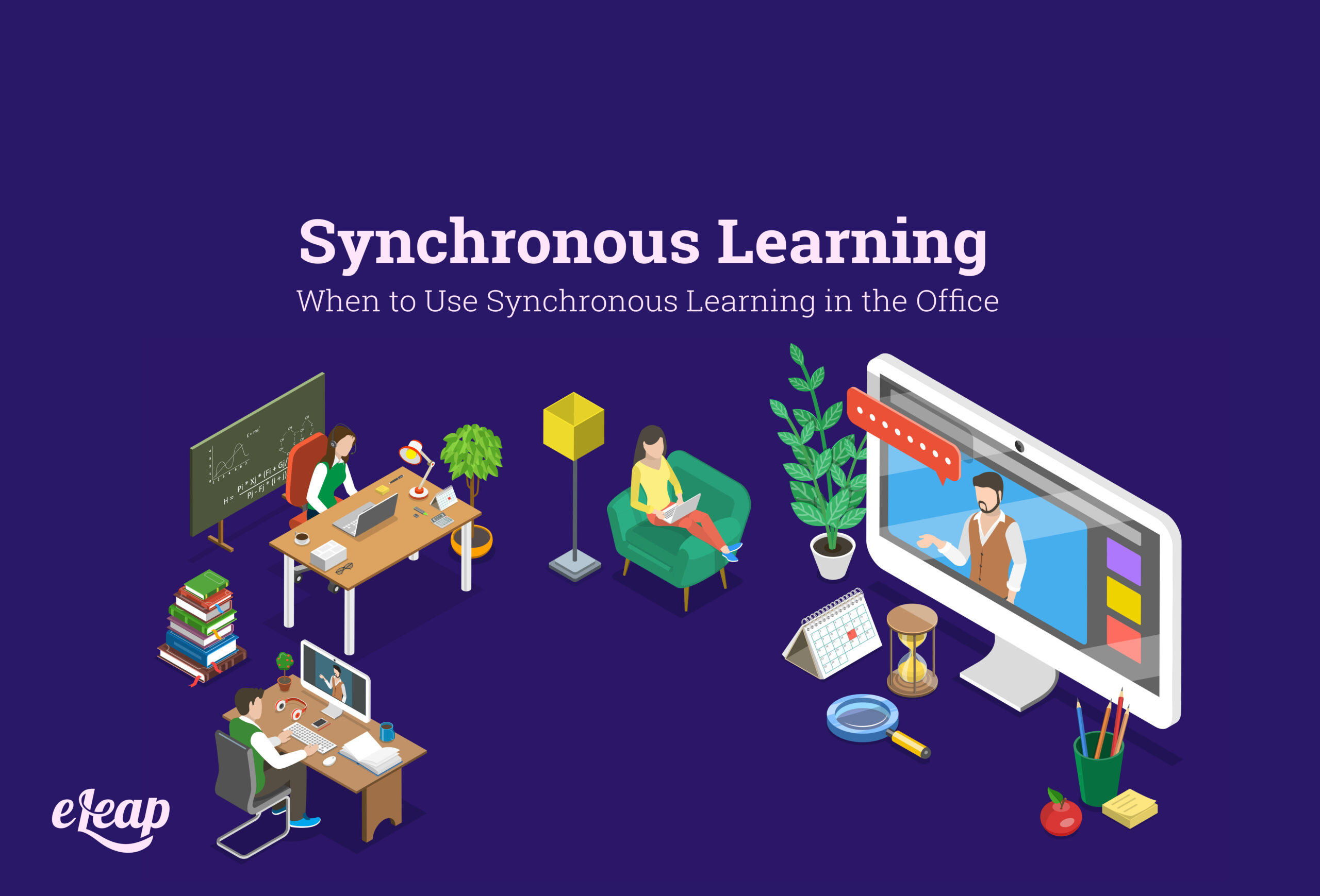 When to Use Synchronous Learning in the Offic