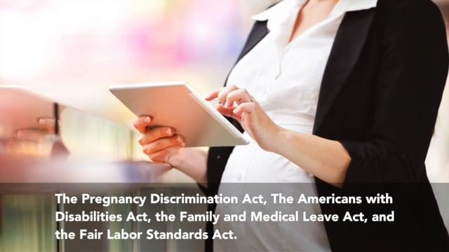 Pregnancy Harassment And Discrimination
