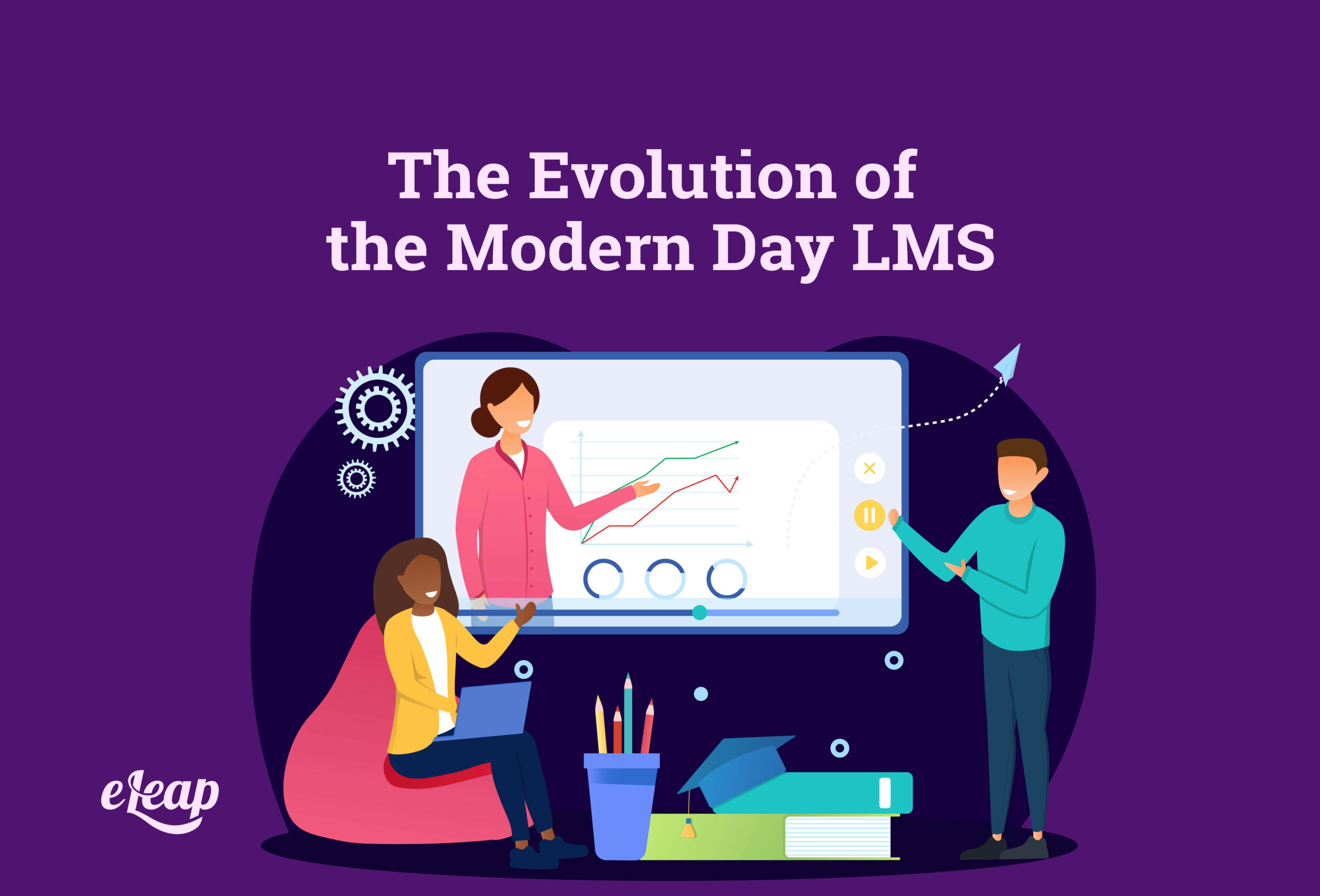 The Evolution of the Modern Day LMS
