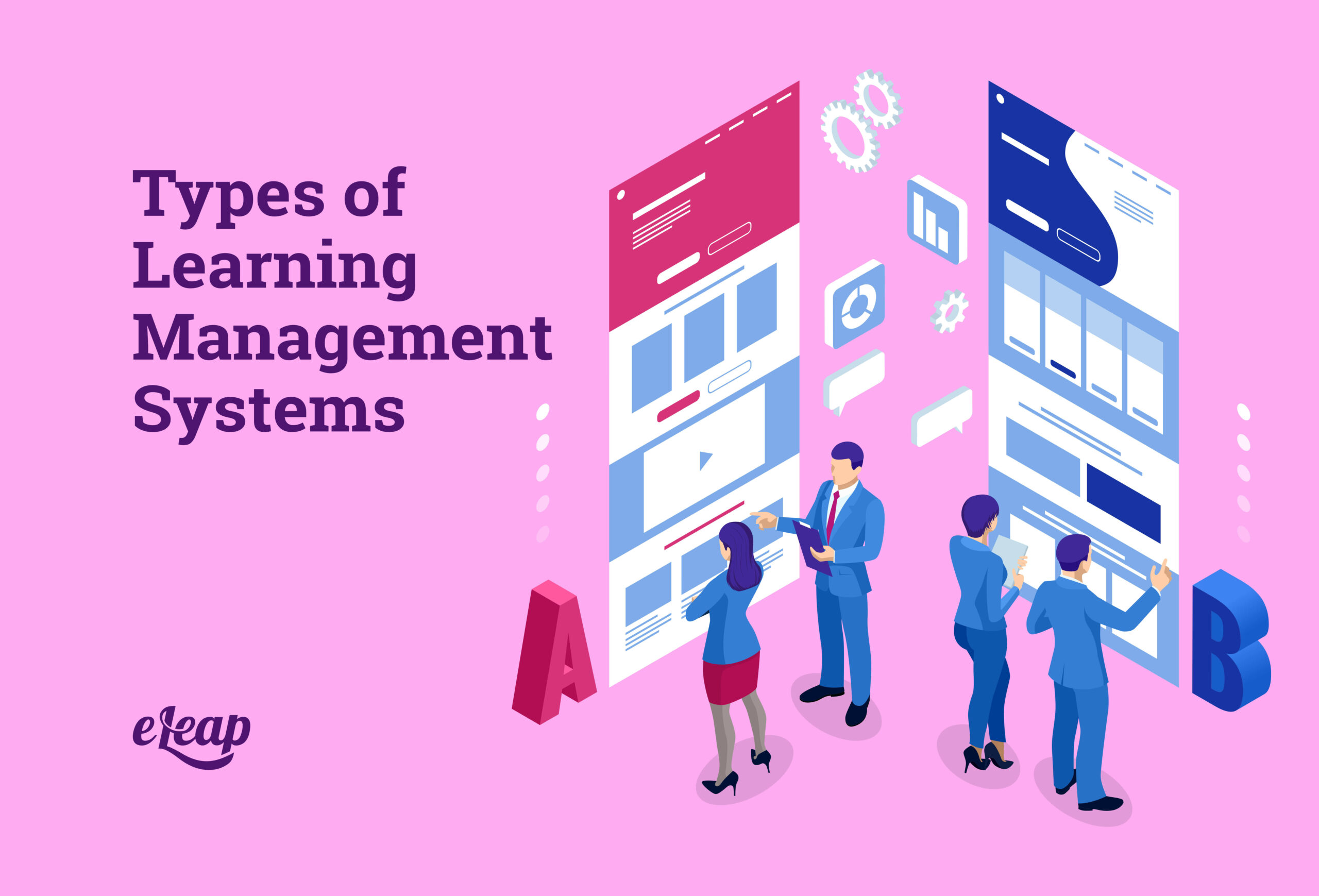 Types of Learning Management Systems